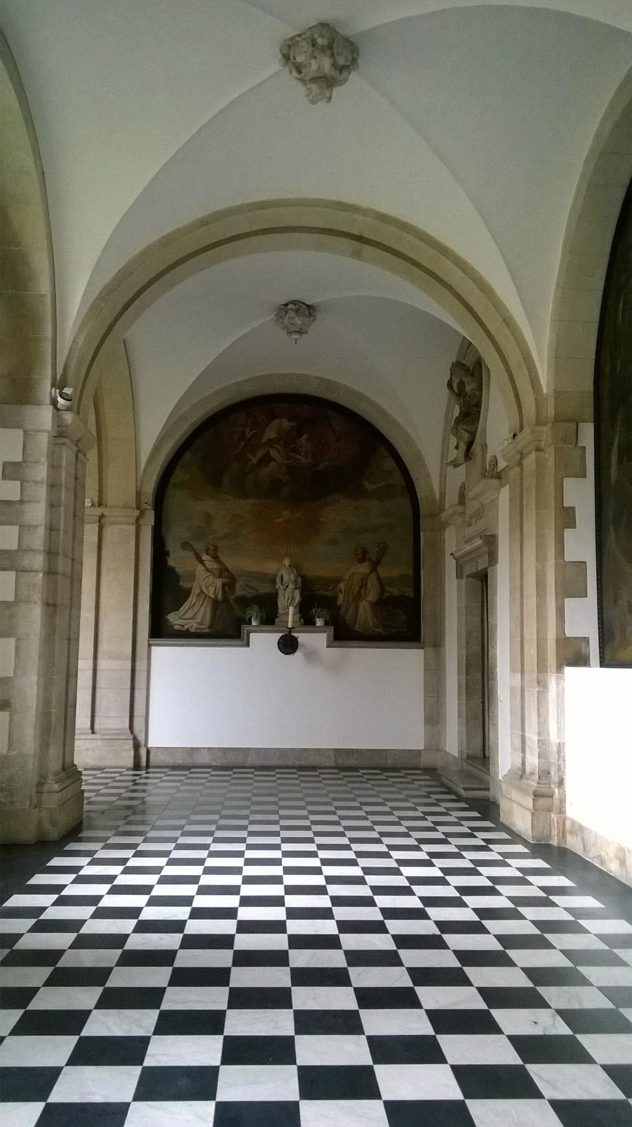 Buiten de betreden paden van Brugge: het Grootseminarie